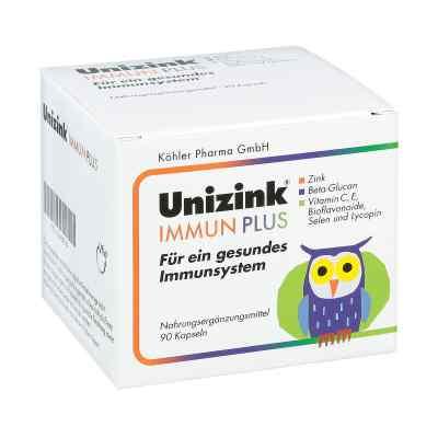 Unizink Immun Plus Kapseln  bei deutscheinternetapotheke.de bestellen