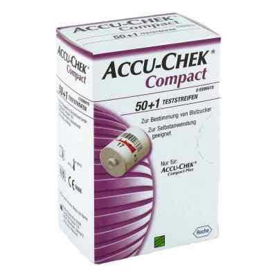 Accu Chek Compact Teststreifen  bei deutscheinternetapotheke.de bestellen