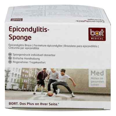 Bort Stabilo Epicondylitis Spange Größe 5  grau  bei deutscheinternetapotheke.de bestellen