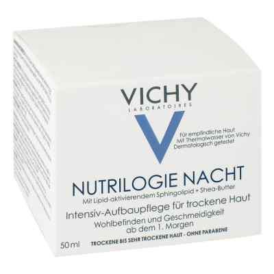 Vichy Nutrilogie Nacht Creme  bei deutscheinternetapotheke.de bestellen