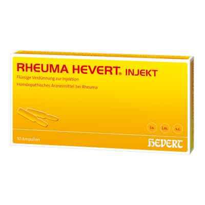 Rheuma Hevert injekt Ampullen  bei deutscheinternetapotheke.de bestellen