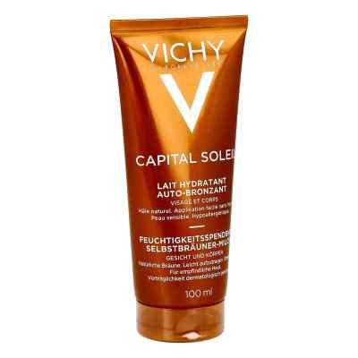 Vichy Capital Soleil Selbstbr.milch Ges.u.körper  bei deutscheinternetapotheke.de bestellen