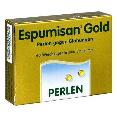 Espumisan Gold Perlen gegen Blähungen  bei deutscheinternetapotheke.de bestellen