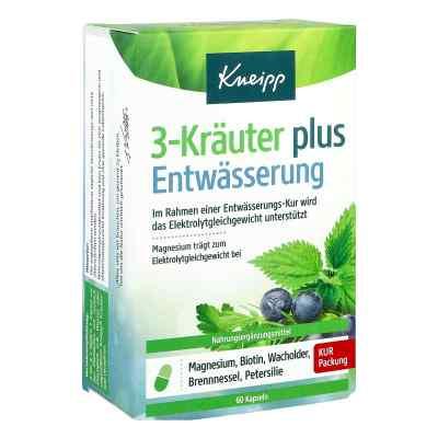 Kneipp 3-kräuter Entwässerung Kapseln  bei deutscheinternetapotheke.de bestellen