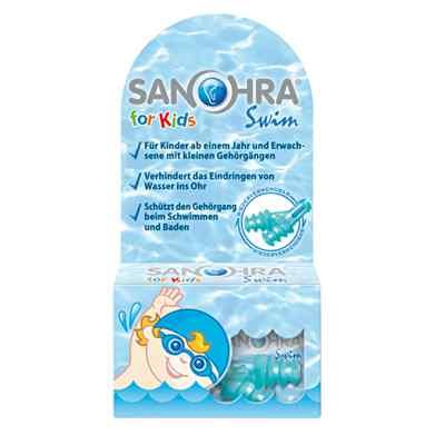 Sanohra swim für Kinder  Ohrenschutz  bei deutscheinternetapotheke.de bestellen