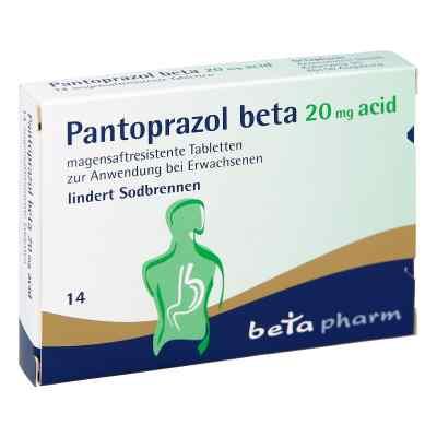 Pantoprazol beta 20mg acid  bei deutscheinternetapotheke.de bestellen