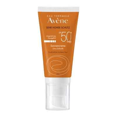 Avene Sunsitive Sonnencreme Spf 50+ ohne Duftst.  bei deutscheinternetapotheke.de bestellen