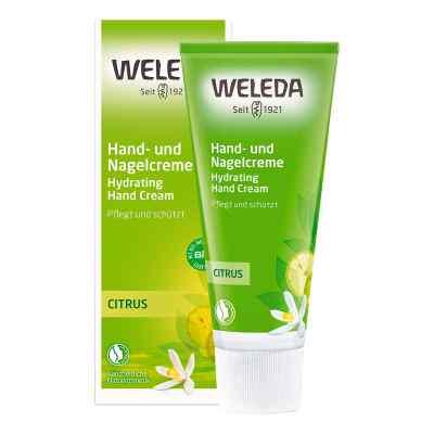 Weleda Citrus Hand- und Nagelcreme  bei deutscheinternetapotheke.de bestellen