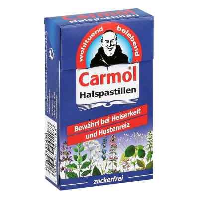 Carmol Halspastillen  bei deutscheinternetapotheke.de bestellen