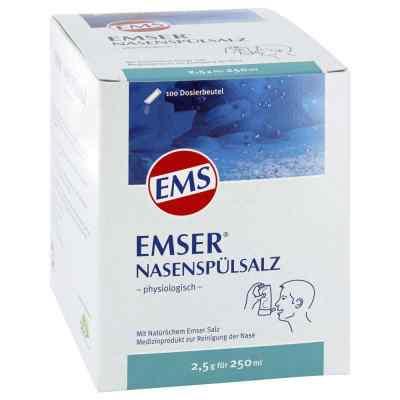 Emser Nasenspülsalz physiologisch Beutel  bei deutscheinternetapotheke.de bestellen