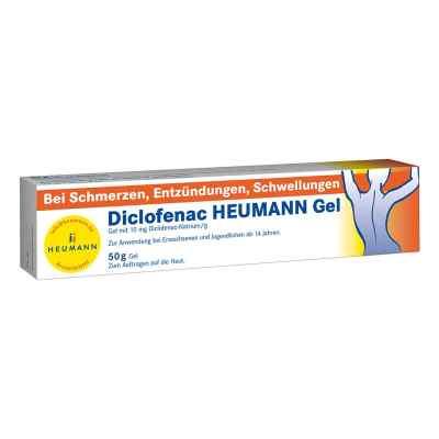 Diclofenac Heumann  bei deutscheinternetapotheke.de bestellen