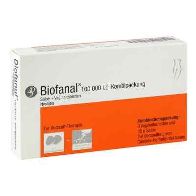 Biofanal 100000 I.E.  bei deutscheinternetapotheke.de bestellen