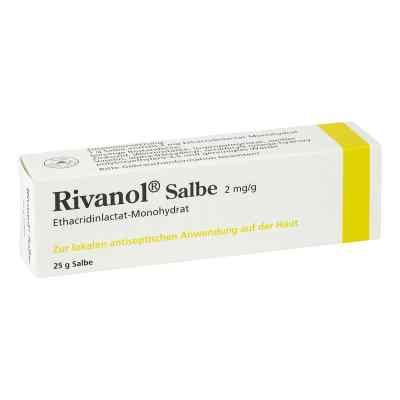 Rivanol Salbe  bei deutscheinternetapotheke.de bestellen