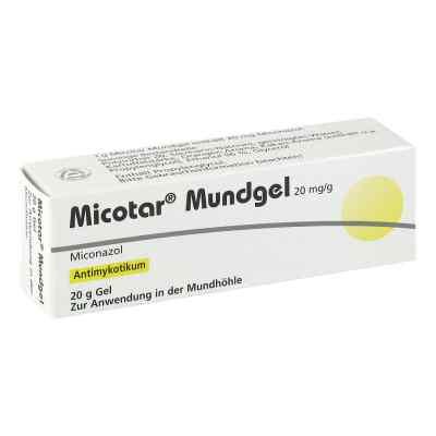 Micotar Mundgel  bei deutscheinternetapotheke.de bestellen