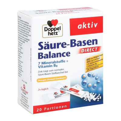 Doppelherz Säure-basen Balance Direct Pellets  bei deutscheinternetapotheke.de bestellen