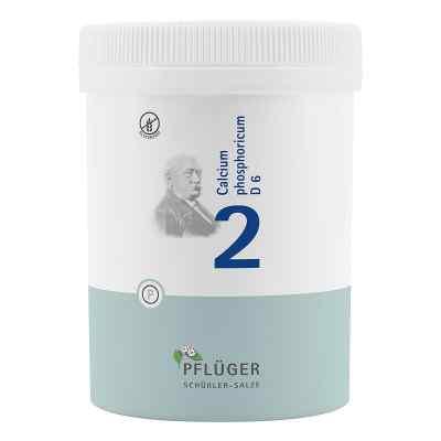 Biochemie Pflüger 2 Calcium phosphoricum D  6 Tabletten  bei deutscheinternetapotheke.de bestellen