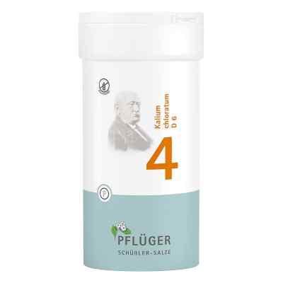 Biochemie Pflüger 4 Kalium chloratum D6 Tabletten  bei deutscheinternetapotheke.de bestellen