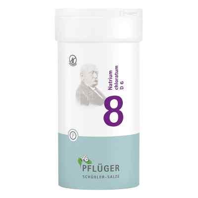 Biochemie Pflüger 8 Natrium chloratum D6 Tabletten  bei deutscheinternetapotheke.de bestellen