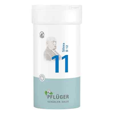 Biochemie Pflüger 11 Silicea D 12 Tabletten  bei deutscheinternetapotheke.de bestellen