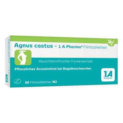 Agnus castus-1A Pharma  bei deutscheinternetapotheke.de bestellen