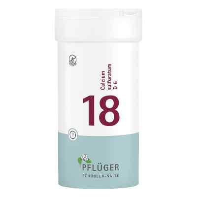 Biochemie Pflüger 18 Calcium sulfurat.D 6 Tabletten  bei deutscheinternetapotheke.de bestellen