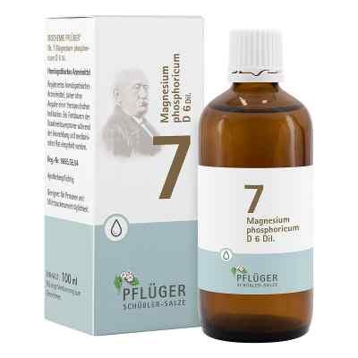 Biochemie Pflüger 7 Magnesium phosphoricum D6 Tropfen  bei deutscheinternetapotheke.de bestellen