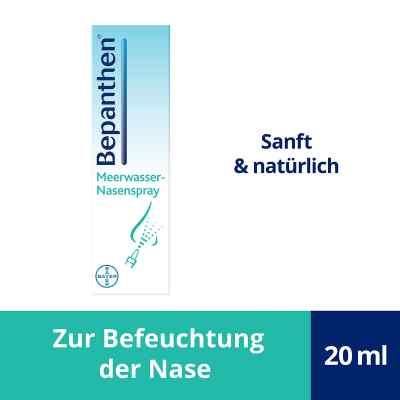 Bepanthen Meerwasser Nasenspray  bei deutscheinternetapotheke.de bestellen