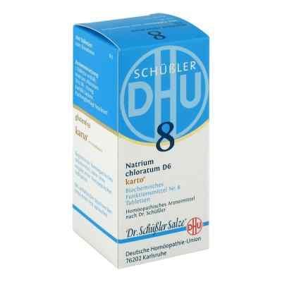 Biochemie Dhu 8 Natrium chlor. D6 Karto Tabletten  bei deutscheinternetapotheke.de bestellen