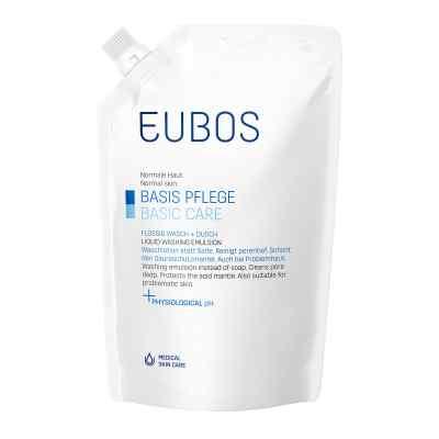 Eubos Flüssig blau Nachfüllpackung unparfüm.  bei deutscheinternetapotheke.de bestellen