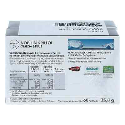 Nobilin Krillöl Omega 3 Plus Kapseln  bei deutscheinternetapotheke.de bestellen