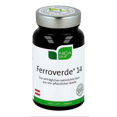 Ferroverde 14-60 Kapseln  bei deutscheinternetapotheke.de bestellen