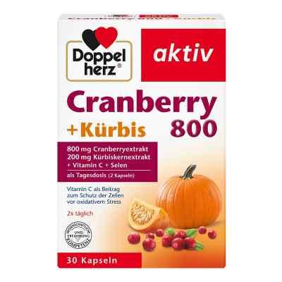 Doppelherz Cranberry + Kürbis Kapseln  bei deutscheinternetapotheke.de bestellen