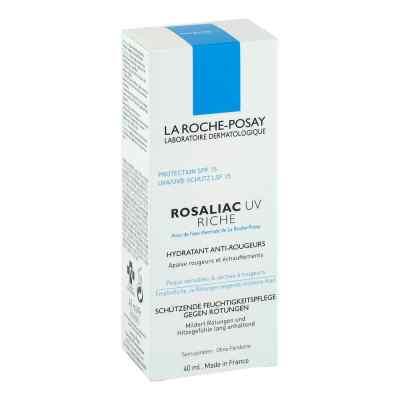 Roche Posay Rosaliac Uv Creme reichhaltig  bei deutscheinternetapotheke.de bestellen