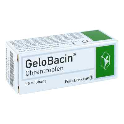 Gelobacin Ohrentropfen  bei deutscheinternetapotheke.de bestellen