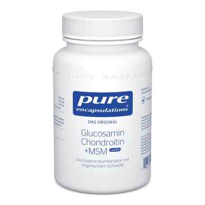 Pure Encapsulations Glucosamin+chondr.+msm Kapseln  bei deutscheinternetapotheke.de bestellen