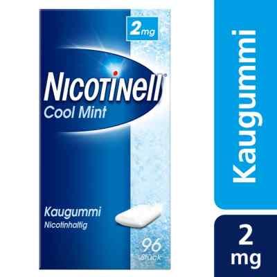 Nicotinell Kaugummi 2 mg Cool Mint (Minz-Geschmack)  bei deutscheinternetapotheke.de bestellen