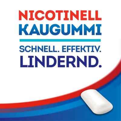 Nicotinell Kaugummi 4 mg Cool Mint (Minz-Geschmack)  bei deutscheinternetapotheke.de bestellen
