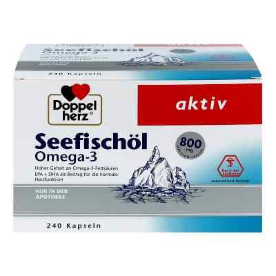 Doppelherz Seefischöl Omega-3 800 mg Kapseln  bei deutscheinternetapotheke.de bestellen