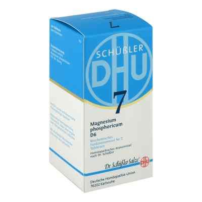 Biochemie Dhu 7 Magnesium phosphoricum D6 Tabletten  bei deutscheinternetapotheke.de bestellen