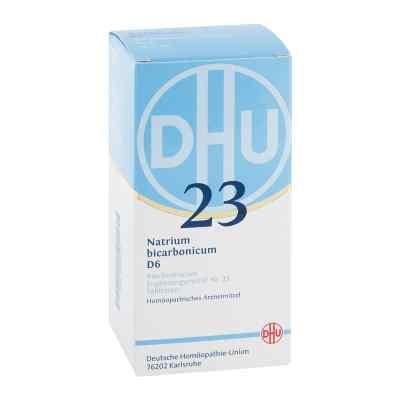 Biochemie Dhu 23 Natrium bicarbonicum D6 Tabletten  bei deutscheinternetapotheke.de bestellen