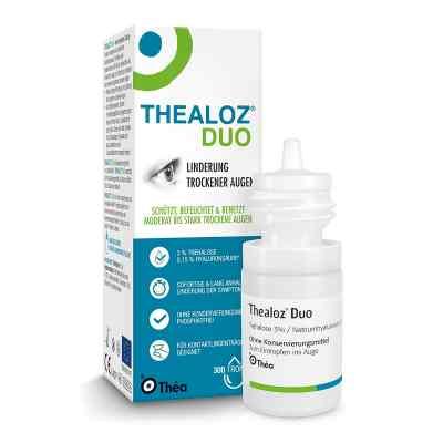 Thealoz Duo Augentropfen  bei deutscheinternetapotheke.de bestellen