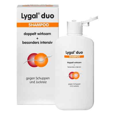 Lygal duo Shampoo  bei deutscheinternetapotheke.de bestellen