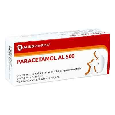 Paracetamol AL 500  bei deutscheinternetapotheke.de bestellen