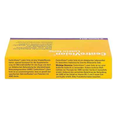 Centrovision Lutein forte Omega 3 Kapseln  bei deutscheinternetapotheke.de bestellen