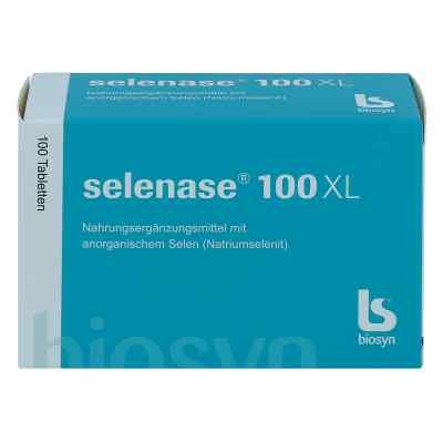 Selenase 100 Xl Tabletten  bei deutscheinternetapotheke.de bestellen