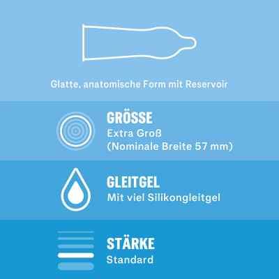 Durex Gefühlsecht extra gross Kondome  bei deutscheinternetapotheke.de bestellen
