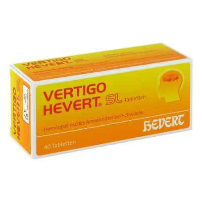 Vertigo Hevert Sl Tabletten  bei deutscheinternetapotheke.de bestellen