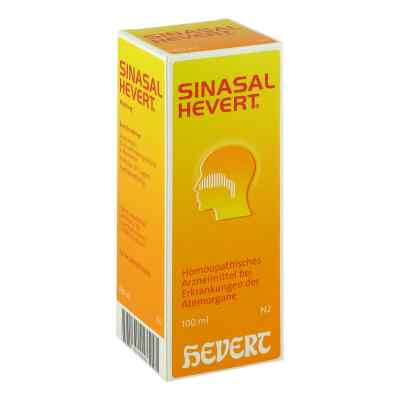 Sinasal Hevert Tropfen  bei deutscheinternetapotheke.de bestellen