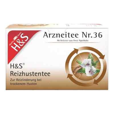 H&s Reizhustentee Filterbeutel  bei deutscheinternetapotheke.de bestellen