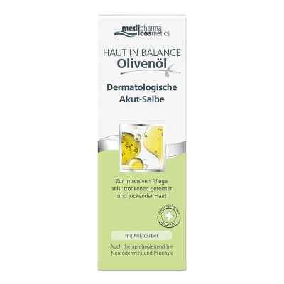 Haut In Balance Olivenöl Derm.akut Salbe  bei deutscheinternetapotheke.de bestellen